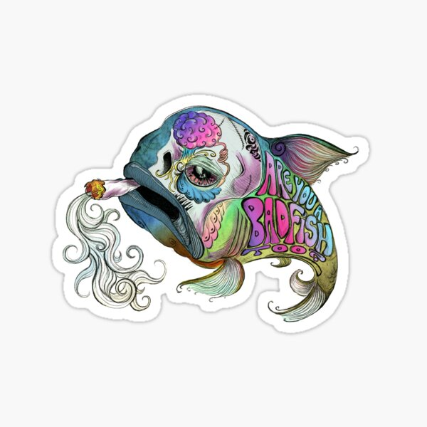 badfish: a tribute to sublime Sticker