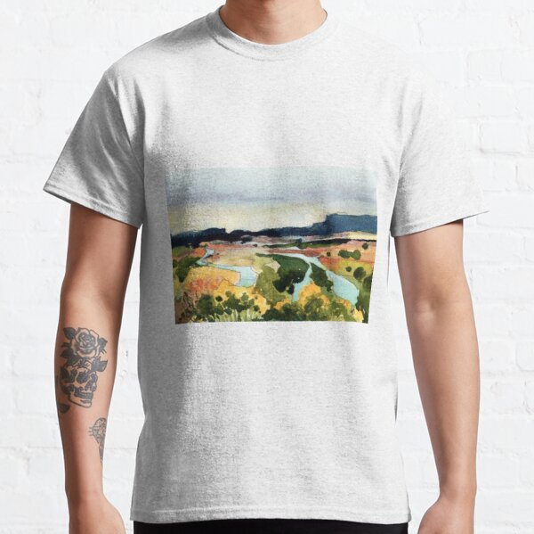 Mid-October in Abiquiu, New Mexico Classic T-Shirt
