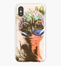 Feathers and Beads iPhone Case