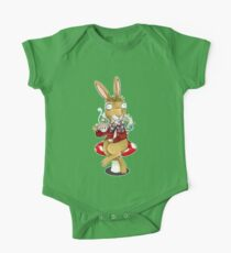 The March Hare One Piece - Short Sleeve