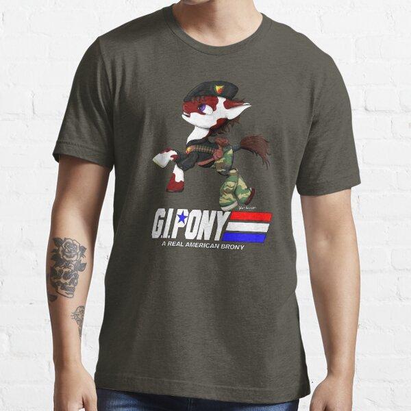 G.I. Pony Essential T-Shirt