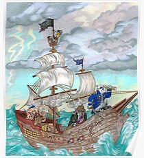 Stormy bearings Poster