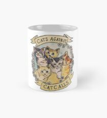 Cats Against Cat Calls Mug