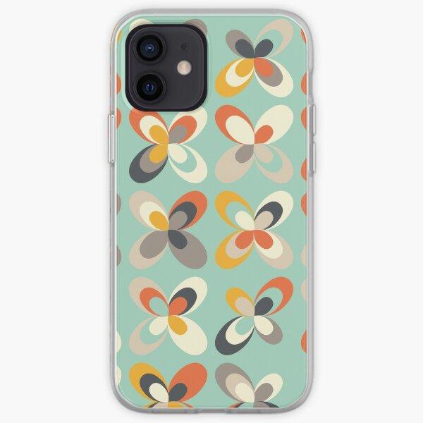 Retro seasons 03, Spring vibes iPhone Soft Case
