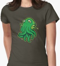 Call of Kerthulhu Women's Fitted T-Shirt