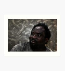 """ Thoughts of my Ancestors "" Art Print"