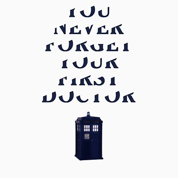 First Doctor by diggity