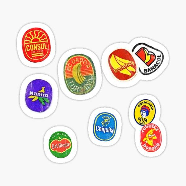 Fruit Stickers Sticker