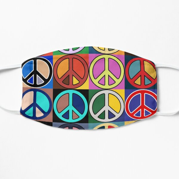 Peace Mosaic Mask