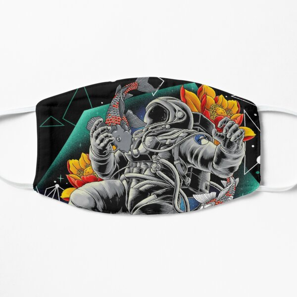 Lucky Spaceman Flat Mask