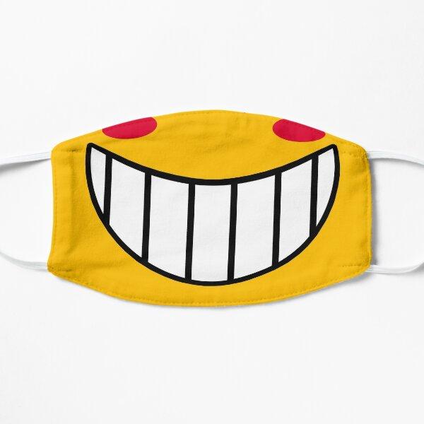 Radical Edward smile Flat Mask