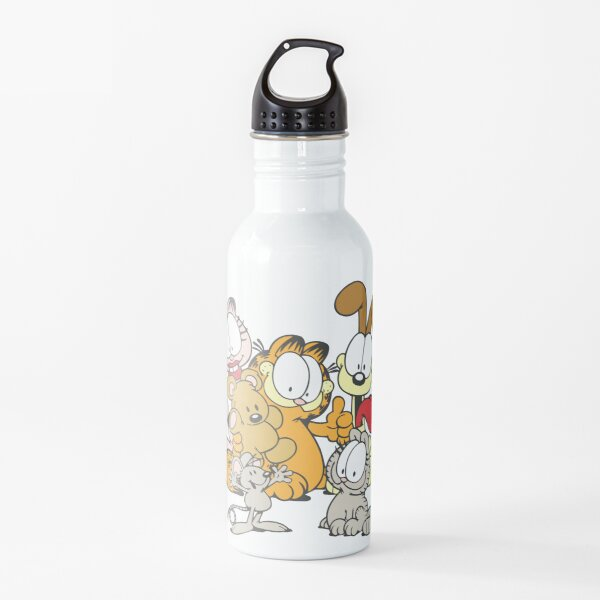 Garfield and friends Water Bottle