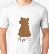 Bjørn - Norwegian and Danish version Tshirt T-Shirt