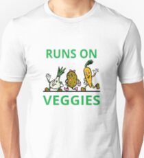 Runs On Veggies T-Shirt