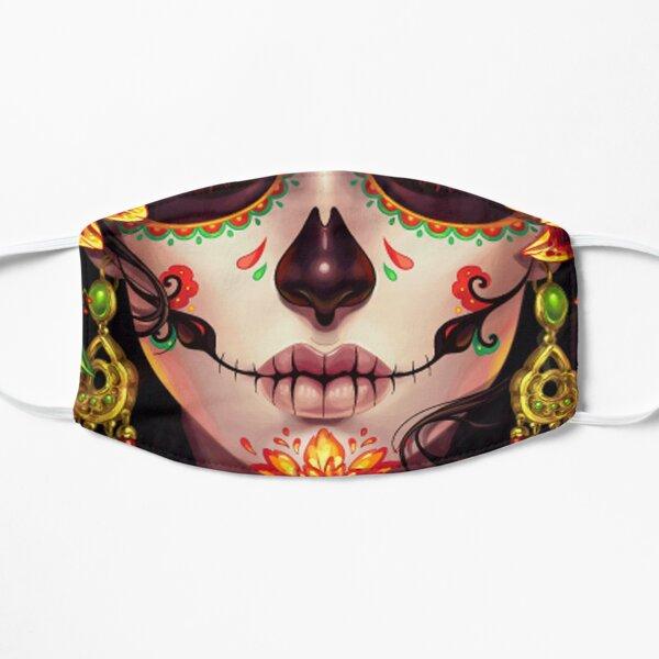 Tag der Toten, Sugar Skulls Face Mask Maske