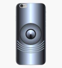 blue steel tec 06 iPhone Case