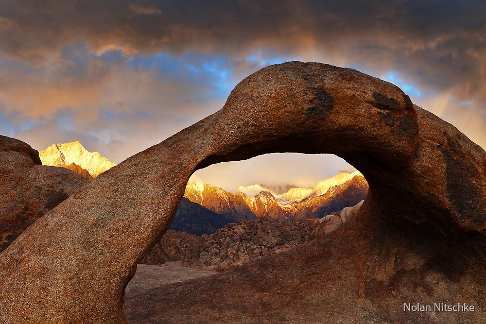 Mobius Storm Light by Nolan Nitschke