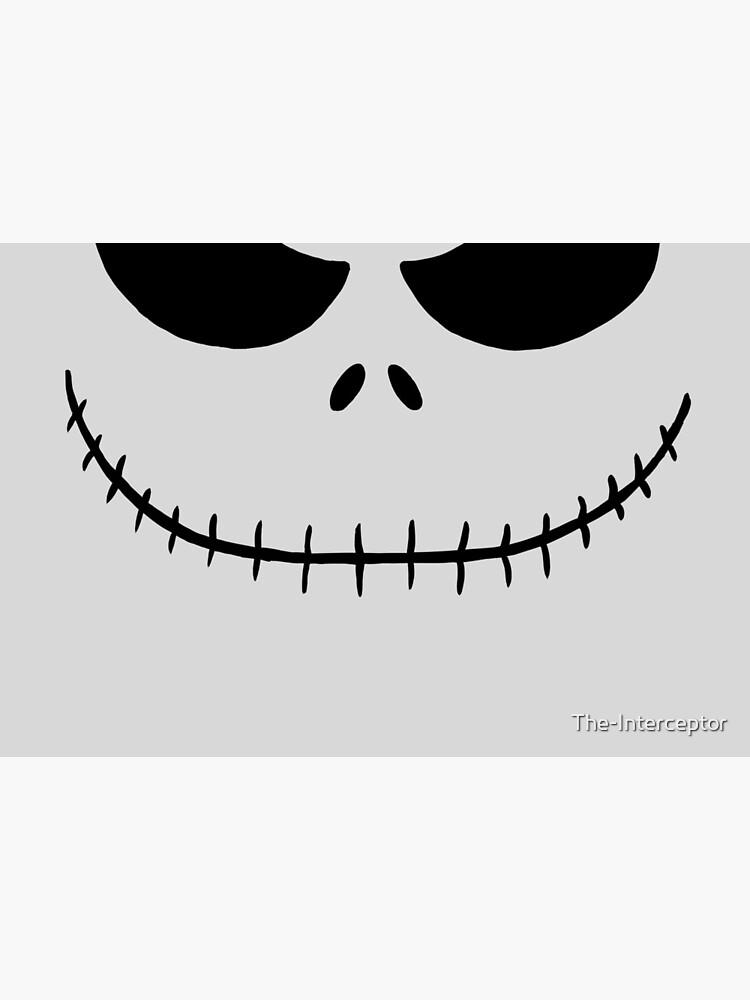 Skellington Smile by The-Interceptor