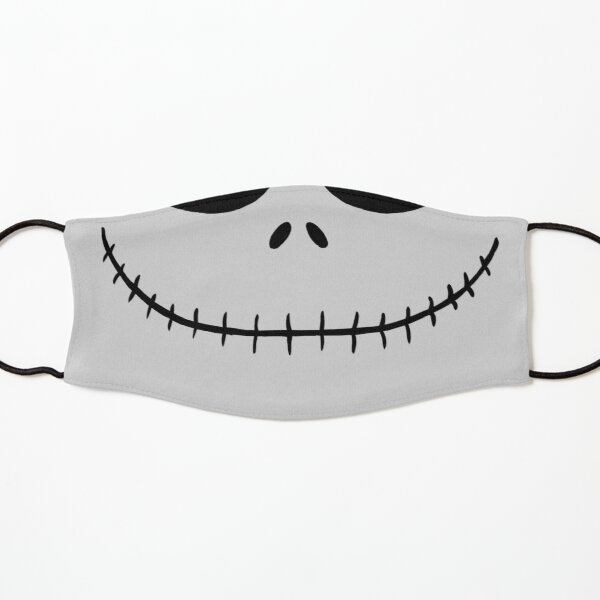 Skellington Smile Masque enfant
