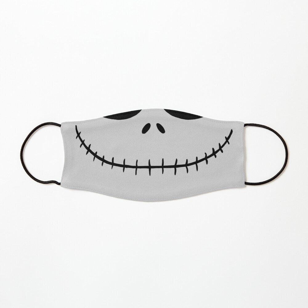 Skellington Smile Mask