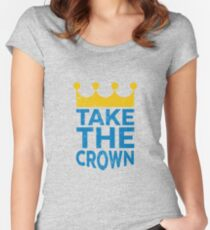 Take the Crown Women's Fitted Scoop T-Shirt