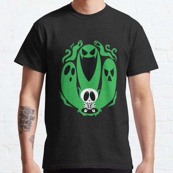 Spooked by the Spookies Classic T-Shirt