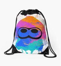 Splatoon Drawstring Bag
