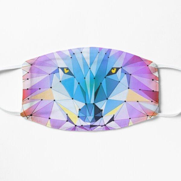 Geometric Wolf Mask