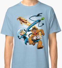 The Muptastic Four Classic T-Shirt