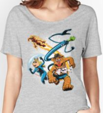 The Muptastic Four Women's Relaxed Fit T-Shirt