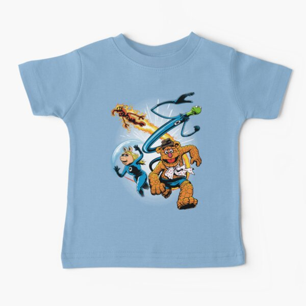The Muptastic Four Baby T-Shirt