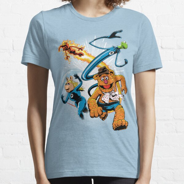 The Muptastic Four Essential T-Shirt
