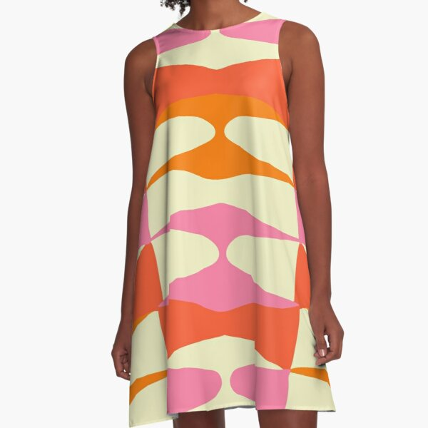 Zaha Sixties  A-Line Dress