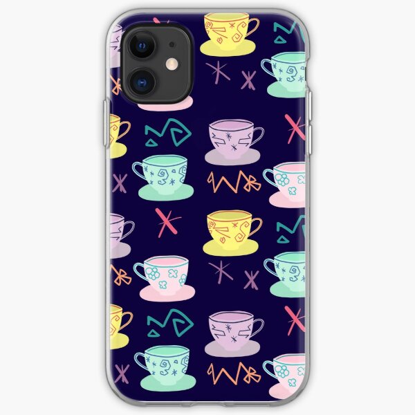 Alice's Mad Tea Party iPhone Soft Case