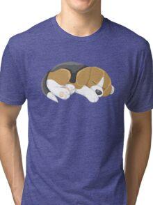 Sleeping Puppy Tri-blend T-Shirt