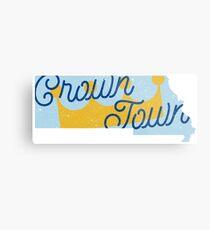Crown Town Metal Print