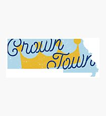 Crown Town Photographic Print