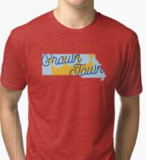 Crown Town Tri-blend T-Shirt