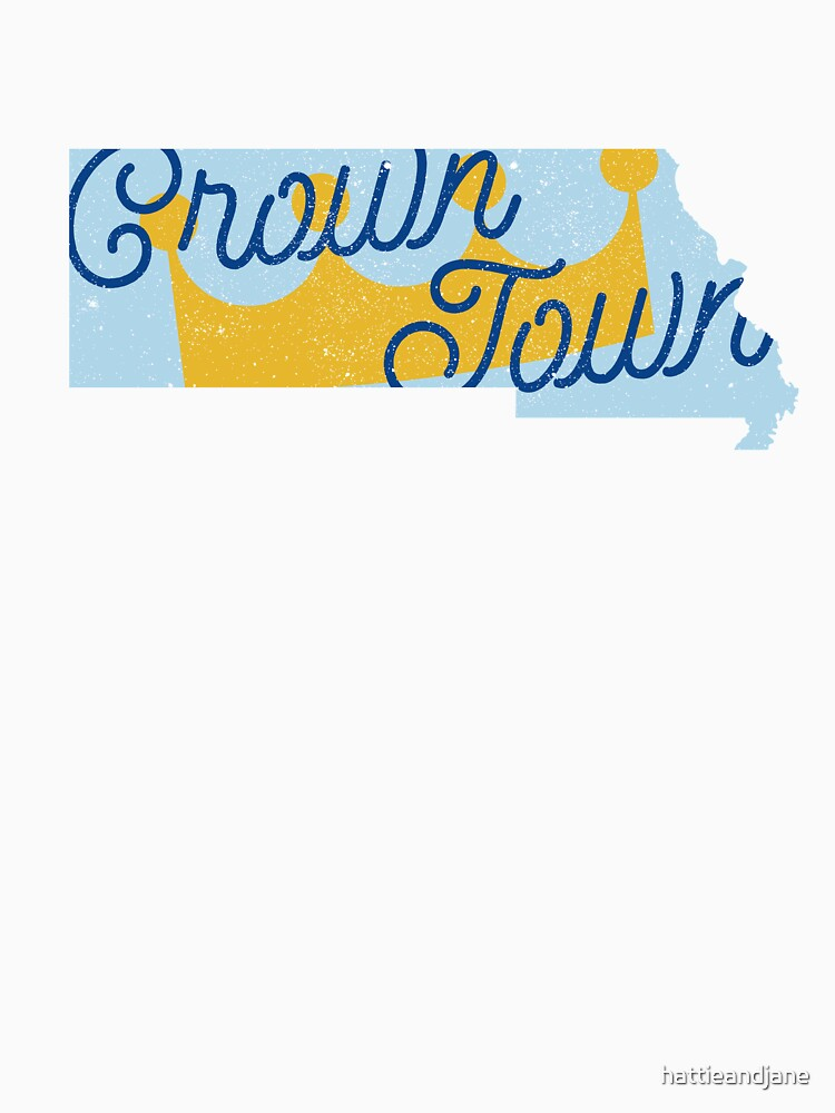 Crown Town by hattieandjane
