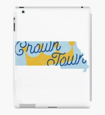 Crown Town iPad Case/Skin