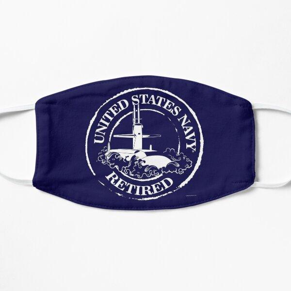 US Navy Retired (submarine) Flat Mask