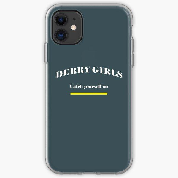 Derry Girls 3 iPhone Soft Case