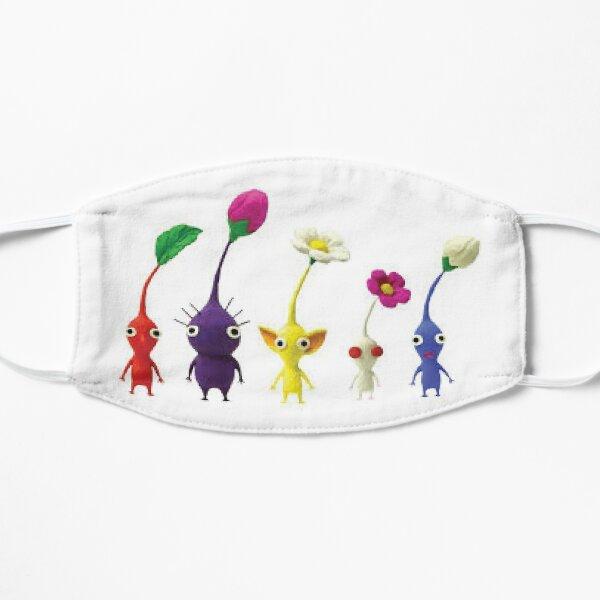 Flower creatures Flat Mask