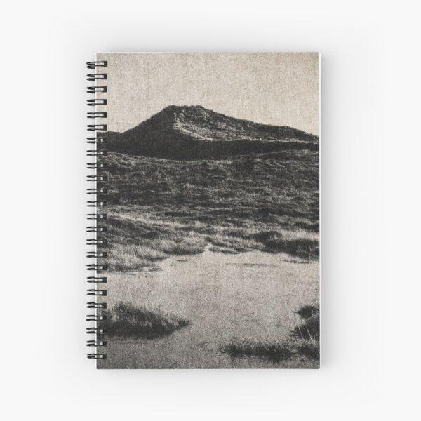 NOIR / Unexpected Journey Spiral Notebook