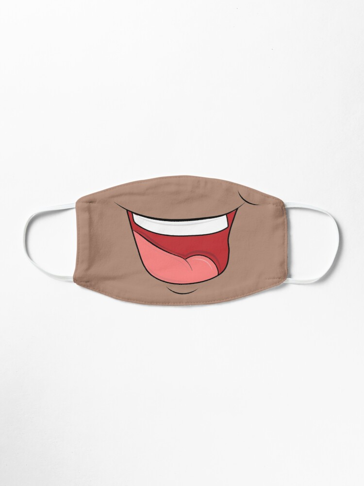 Alternate view of You have a reason to smile Mask