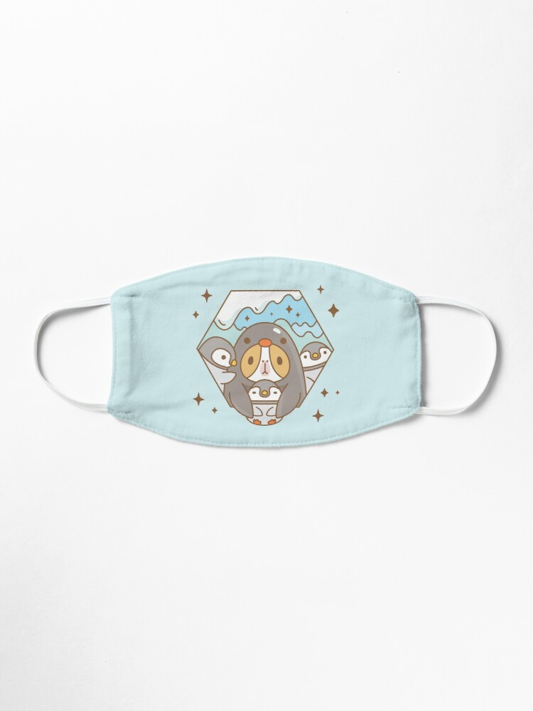 Alternate view of Bubu the Guinea pig, Penguin Baby Sitter  Mask