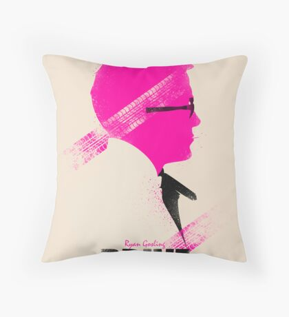 Some Heroes are Real Throw Pillow