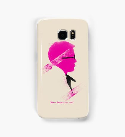 Some Heroes are Real Samsung Galaxy Case/Skin