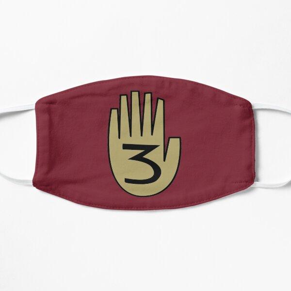 Journal 3 Flat Mask