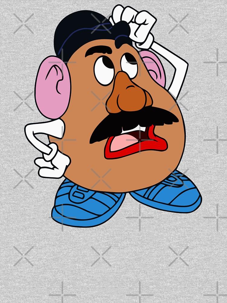 Mr Potato Head by eficamus